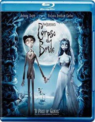 【藍光電影】僵屍新娘/地獄新娘 骷髏新娘/怪誕屍新娘Corpse Bride (2005) 15-049