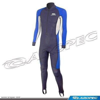 台灣潛水---AROPEC Lycra 連身防曬水母衣 (男款)