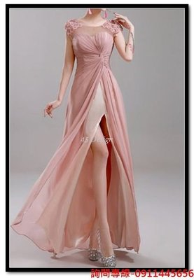 訂做款式7天到貨 專業訂製款 中大尺碼 定做顏色 長款洋裝 禮服 結婚 喜宴 尾牙 春酒