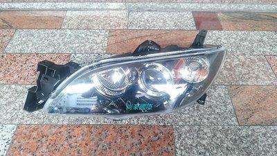 MAZDA 大燈 馬2 馬3 馬5 馬6 MPV TRIBUTE CAPELLA PREMACY PROTEGE CX5