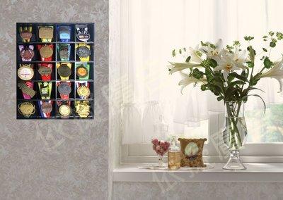 壁掛式獎牌盒  獎牌收藏盒 獎牌收納盒 獎牌架  獎牌箱  獎牌蒐集  獎牌展示