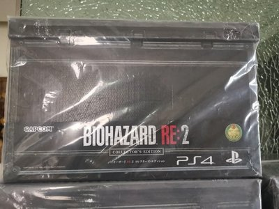 全新 PS4 生化危機2 生化2 重制版 限定版
