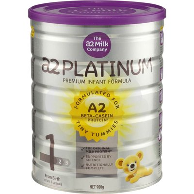 A2 Platinum 1/2/3/4 澳洲直購香港現貨(6罐以上包順豐上門運費)