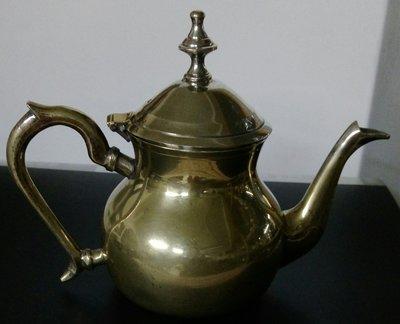 80 鍍銀茶壺Silver plate Teapot