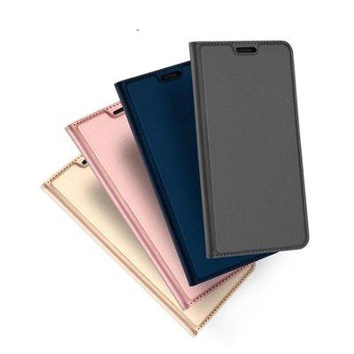 【現貨】ANCASE DUX DUCIS Galaxy J4+ SKIN Pro 皮套 側掀皮套 可立支架手機殼