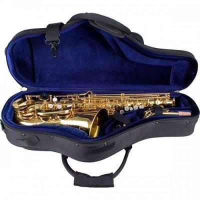 §唐川音樂§【Protec Saxophone Alto Case 薩克斯風 中音 樂器箱 附雙肩背帶】