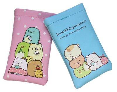 【卡漫迷】 角落生物 面紙包 仿皮革 二款選一 ㊣版 Sumikko Gurashi 隨身 面紙套 台灣製 小夥伴