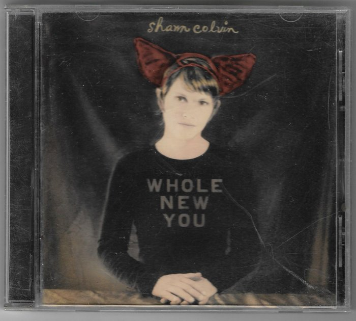 shawn colvin / 民謠 / whole new you /二手