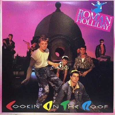 §小宋唱片§ 日版/Roman Holliday – Cookin' On The Roof/二手西洋黑膠