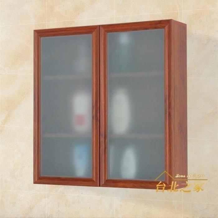 YEAHSHOP 壁櫃防水太空鋁吊櫃墻壁櫃廚房掛Y185
