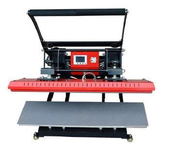 【ESHENG熱昇華轉印專家】個性化轉印設備之織帶熱轉印機