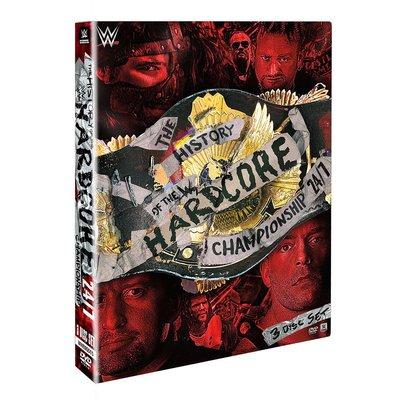 ☆阿Su倉庫☆WWE The History of the WWE Hardcore Championship DVD