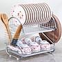 廚房置物架碗架瀝水架家用放碗碟架儲物架碗...