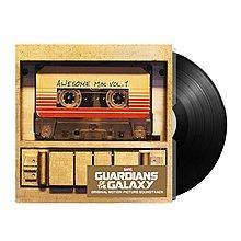 高鳴音像 銀河護衛隊 留聲機LP黑膠唱片12寸 OTS galaxy the of guardians
