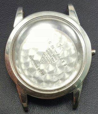 OQ精品腕錶 亞美茄錶殼壓克力面33MM