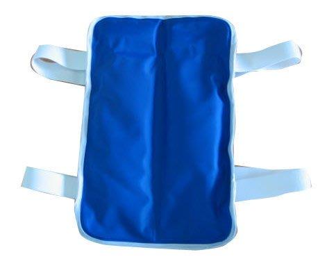 促銷+開心運動場-R&R固定型布面運動冷熱敷墊 冰袋 冰枕 (M)-腿部型~