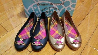 Vivienne  Westwood 彩色土星香水橡膠包鞋