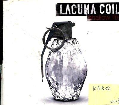 *真音樂* LACUNA COIL / SHALLOW LIFE 二手 K10500 (殼破) (下標賣2)