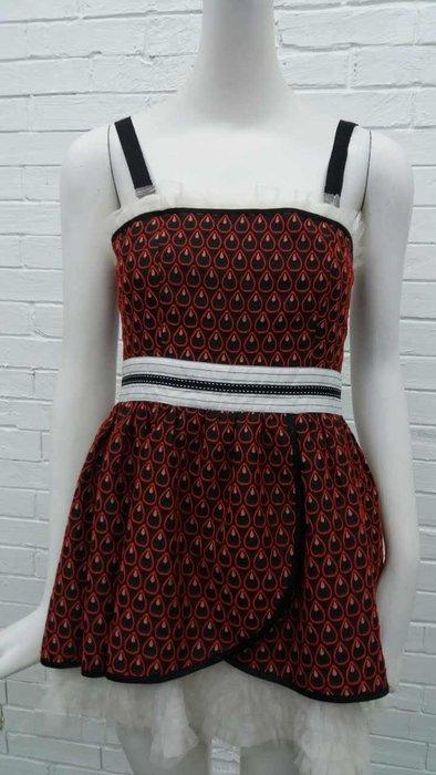 娃娃13M花色洋裝特價1800元含運費