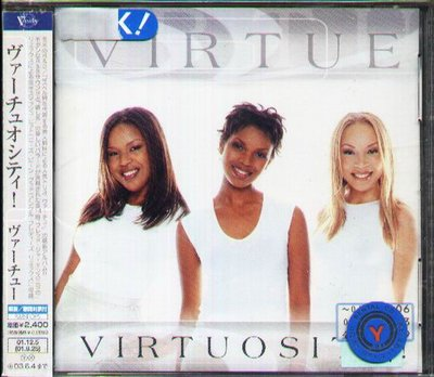 八八 - Virtue - Virtuosity! - 日版