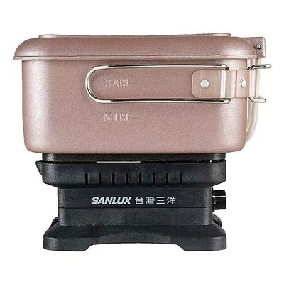 ~新家電錧~【SANLUX三洋 EC-15DTC】 雙電壓多功能旅行鍋【實體店面】