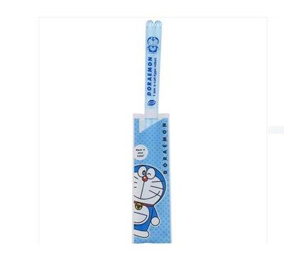 (現貨) 日本製 樹脂膠 耐熱100度 約長23cm 筷子 透明身 防滑尖端設計 洗碗碟機OK Doraemon 多啦A夢 叮噹 日本直送 全新品