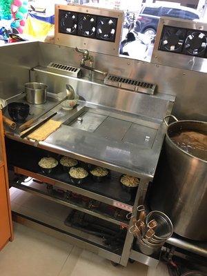 天然氣 瓦斯 煮麵爐 湯爐 煮麵機 麻辣燙 關東煮 火鍋 黑白切 麵攤 中古 二手 白鐵 喜歡快來下訂金