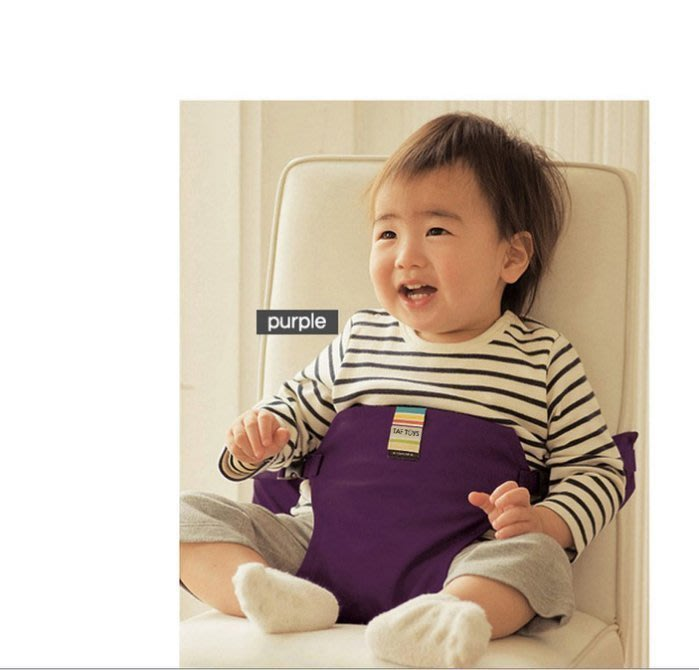 TAF TOYS婴兒就餐腰帶