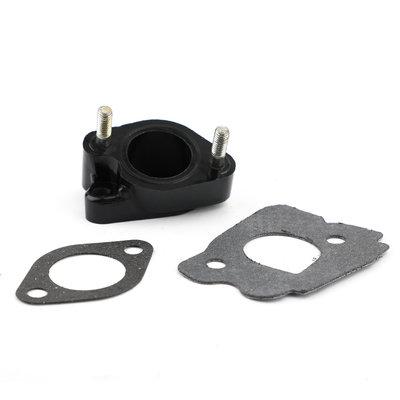 《極限超快感》YAMAHA GOLF CART G2 G8 G9 G11 G14 化油器進氣管接頭+墊片J38-13596-00