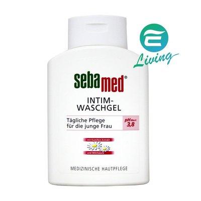 【易油網】SEBAMED #1902 Intim-Waschgel pH 3.8 護潔露 一般型 200ml【缺貨】