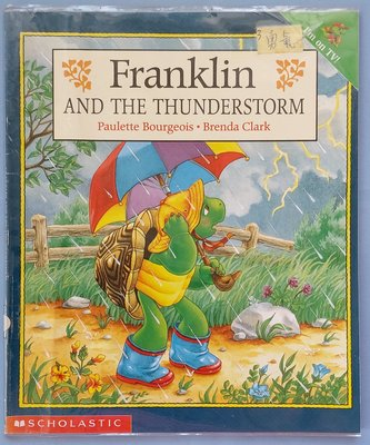 Frankin and the thunderstorm~英文繪本