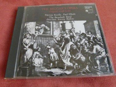 TAS絕版珍藏1982年版HM銘盤 / 約翰‧蓋伊:乞丐歌劇 John Gay / The Beggar's Opera