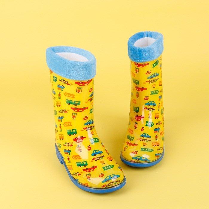 兒童中筒雨鞋(大童)(76折出清)