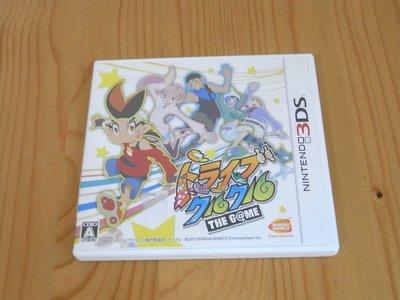 【小蕙館】3DS ~ 舞力四射:The Game (純日版)