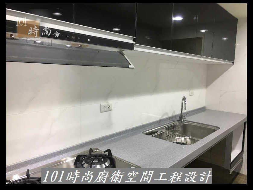 @DR3592AXL觸控隱藏型除油煙機 - 渦輪變頻系列 101時尚廚房設計一字型 二字型  L字型   廚具工廠直營