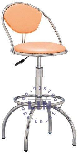 【品特優家具倉儲】A687-01吧台椅016電鍍四爪吧台椅 洽談椅