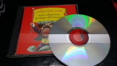售 Collective Soul 【Hints Allegations &Things Left Unsaid】CD