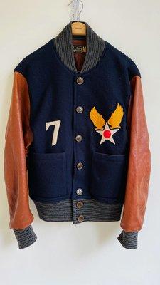 buzz Rickson's A-1 雷鳥30's training jacket 38 M 日本製