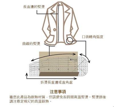 熨斗用止滑定規尺 縫份尺 熨燙尺 10*30cm兩款 擁有止滑功能.耐熱耐高溫.適用 拼布 裁縫 口罩