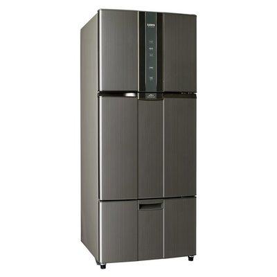 【免卡分期】SAMPO聲寶 SR-A58DV(K2) 1級變頻3門電冰箱 全機三年保固 三洋可參考