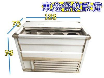 全新8桶式豆花台/冷藏式豆花台/冷飲台