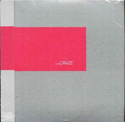 K - CRAZE - craze - 日版 - NEW