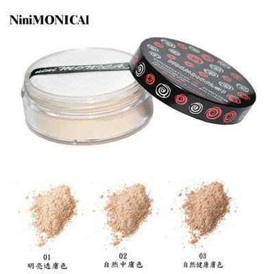 Nini MONICA 陶瓷HD微晶戀愛蜜粉 薄透自然 22G【櫻桃飾品】【20718】