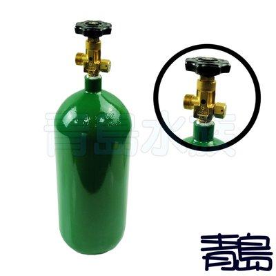 JM。。。青島水族。。。CO2鋼瓶 二氧化碳 缸瓶  水草缸必備品!==3.5L/ 側開式 新北市