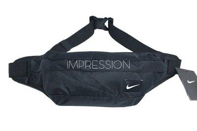 【IMP】NIKE HOOD WAISTPACK 運動 腰包 斜背包 後背包 側包 黑白 BA4272 067 現貨