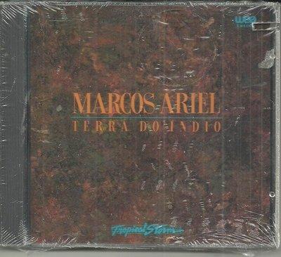 R西洋男(全新未拆CD)MARCOS ARIEL ~TERRA DO IN DIO~1989年~
