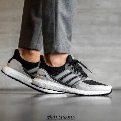 【你穿幾號】Adidas Ultra Boost S&L 黑灰 黑白 男鞋 慢跑鞋 EF0726