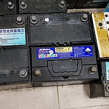 (二手中古電池) 60AH車用電池 外接點燈 釣魚捲線器使用 效能六成 蓄電正常 $600起