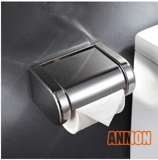 【優上】鏡面不銹鋼廁紙盒 浴室紙巾架小捲紙器手紙盒小捲紙筒