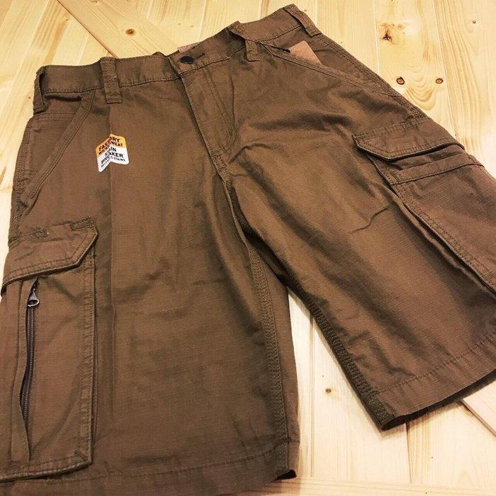 ☆AirRoom☆【現貨】CARHARTT  Force Tappen Cargo Short 美版口袋短褲